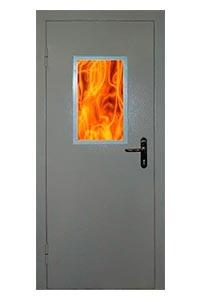 Противопожарная однопольная (ДПМ-01 EI 60)